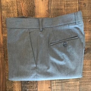 Men's Express Producer Dress Pants - Gray 33x30